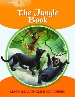 EXPLORERS 4 JUNGLE BOOK