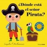 ¿Dónde está el señor Pirata? (Arrhenius, Ingela P.)