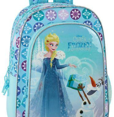 Safta Mochila Frozen Adaptable 33X42X14