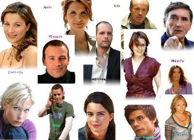 Rencontrer les acteurs de plus belle la vie