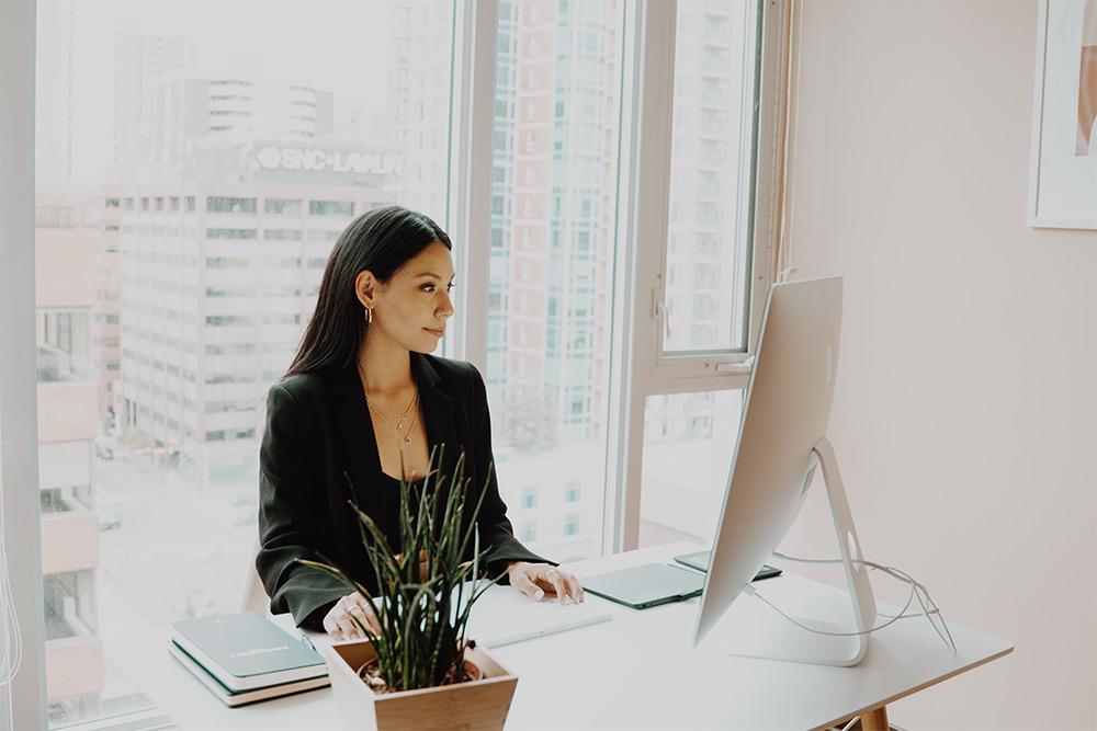 lunar creative, women owned business
