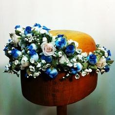tocados florales 5
