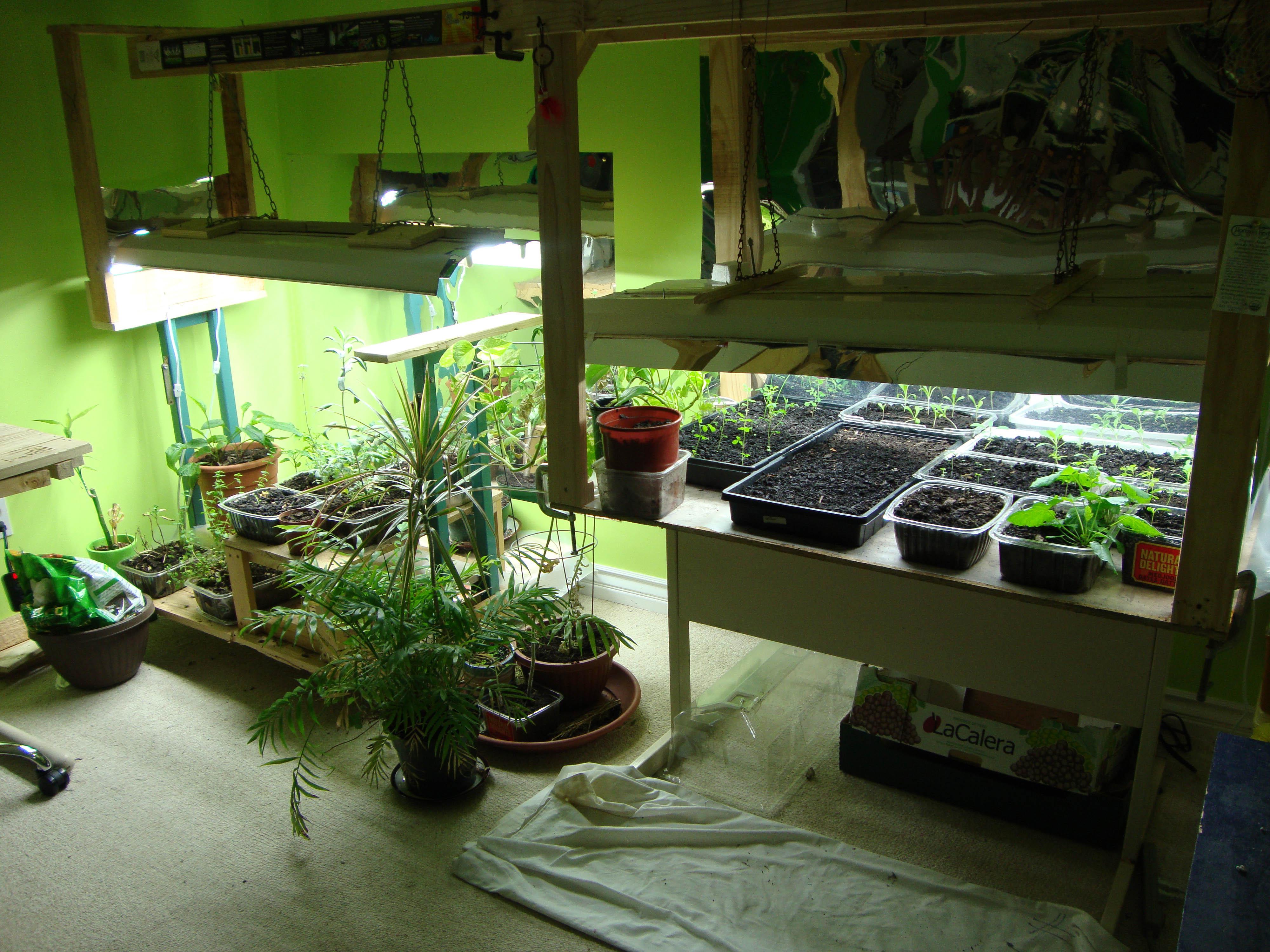 Indoor Garden  Lunarharvest