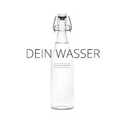 Das erste Label für gefiltertes Wasser