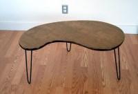 Kidney Bean Coffee Table - Lunar Lounge