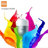 Xiaomi Yeelight RGBW E27 Smart LED Bulb à 14.64€