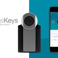 Serrure connectée The Keys : déballage et présentation