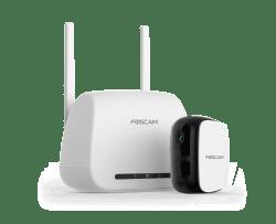 Caméra autonome Foscam E1