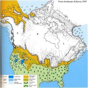North American ice sheet