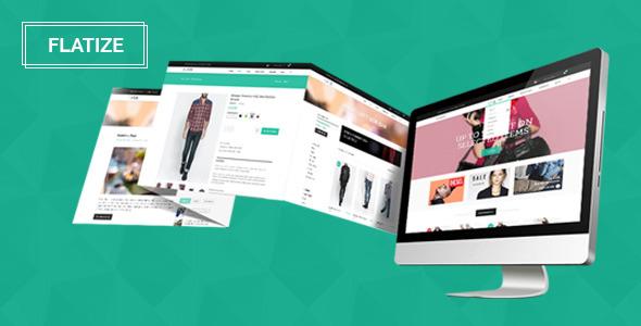 FLATIZE-fashion-shop-psd-templates