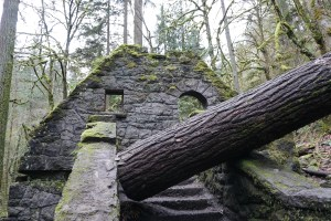 Witch's Castle Portland Oregon