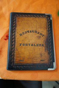 Restaurant Fortaleza Agua Calientes