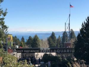 Point Defiance Zoo & Aquarium in Tacoma, Washington