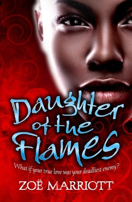 Daughter of the Flames1