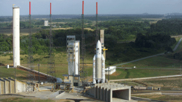 ESA Ariane Launch Pad