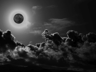 Black Moon (Photo Illustration)