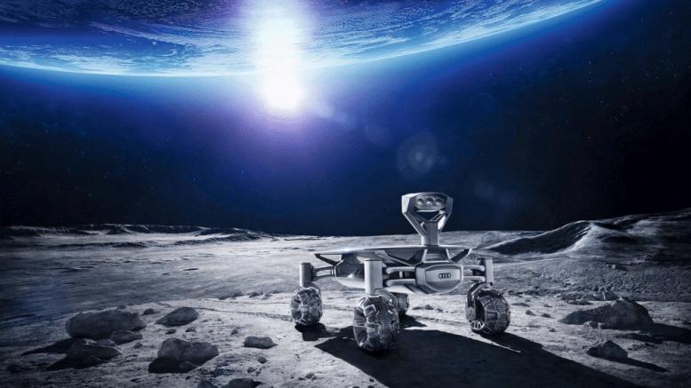 Audi Moon Rover (Image)
