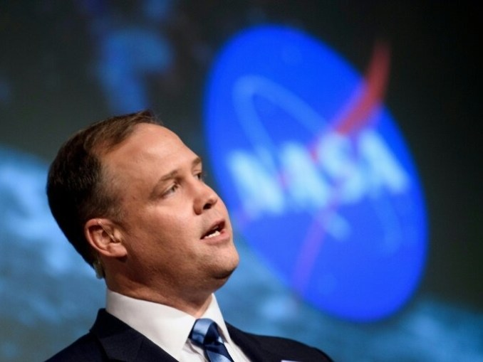 NASA Administrator Jim Bridenstine (Photo)