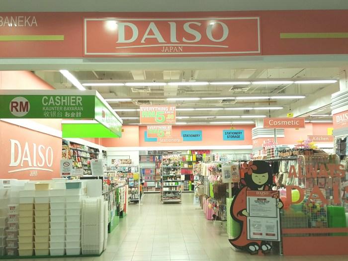 Daiso Cheras