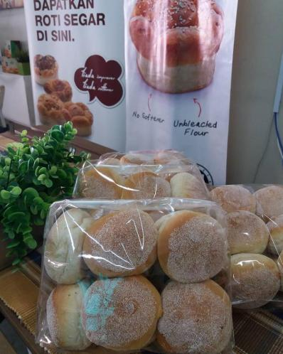 roti halal damansara
