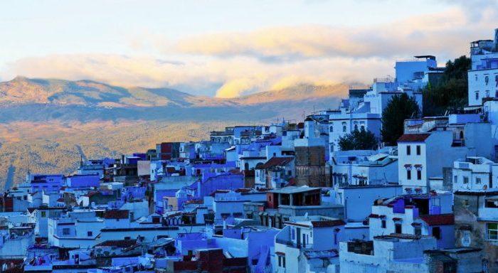 Melancong ke Morocco