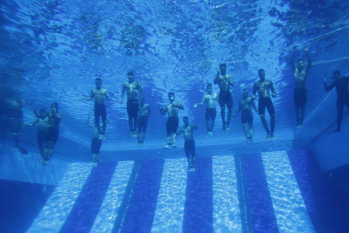 Paskal Dalam Air