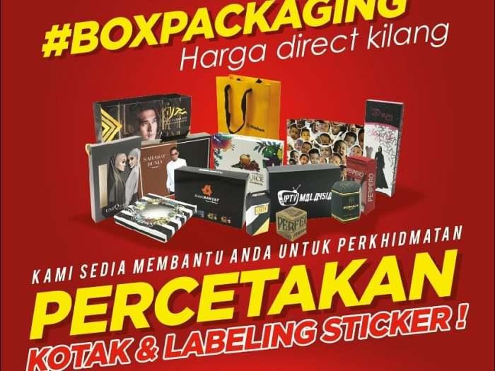 Tempah Kotak Selangor