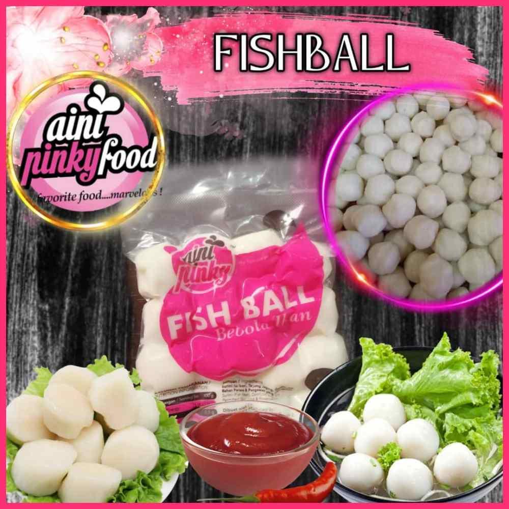 Fish Ball Keluaran Bumiputera-2