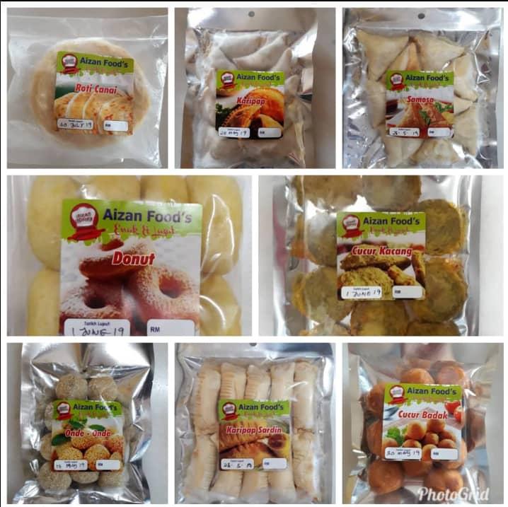 Kuih Frozen Aizan's Food-2