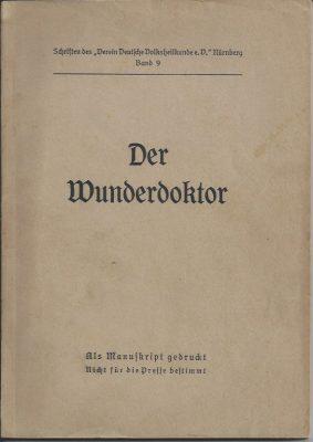 [:de]Paracelsus vs. Schulmedizin & Kirche - altes Manuskript - Nicht für die Presse bestimmt[:]