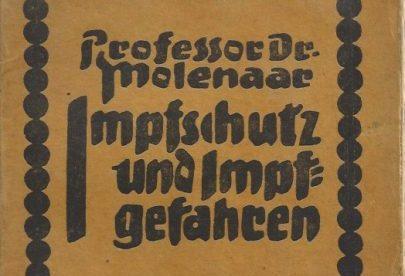 [:de]Professor Dr. H. Molenaar vs. Impfen, Impfzwang - 25 Gründe zum NICHT IMPFEN[:]