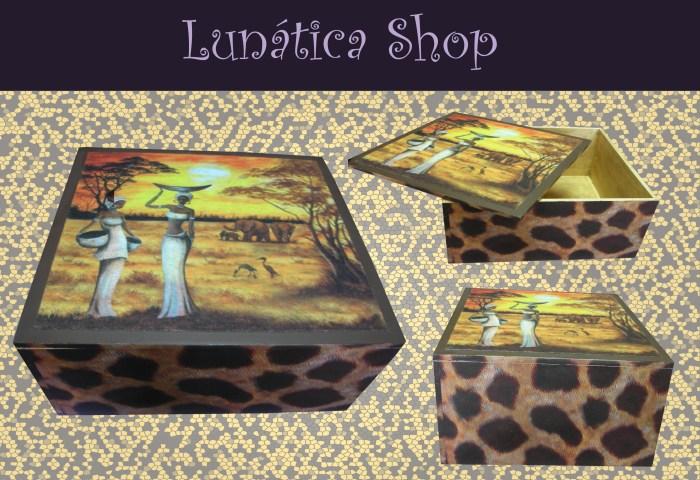 Jirafas Lunática Shop