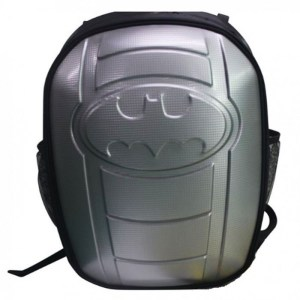 Diaper Bag Justice League SuperHeroes (Batman Bag)