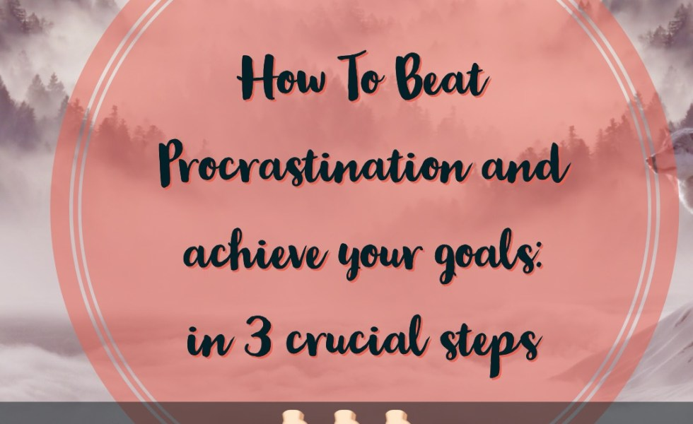 how to beat procrastination