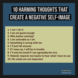 10 Negative Thoughts That Are Harmful