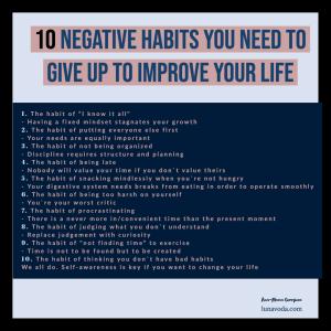 10-bad-habits-to-improve