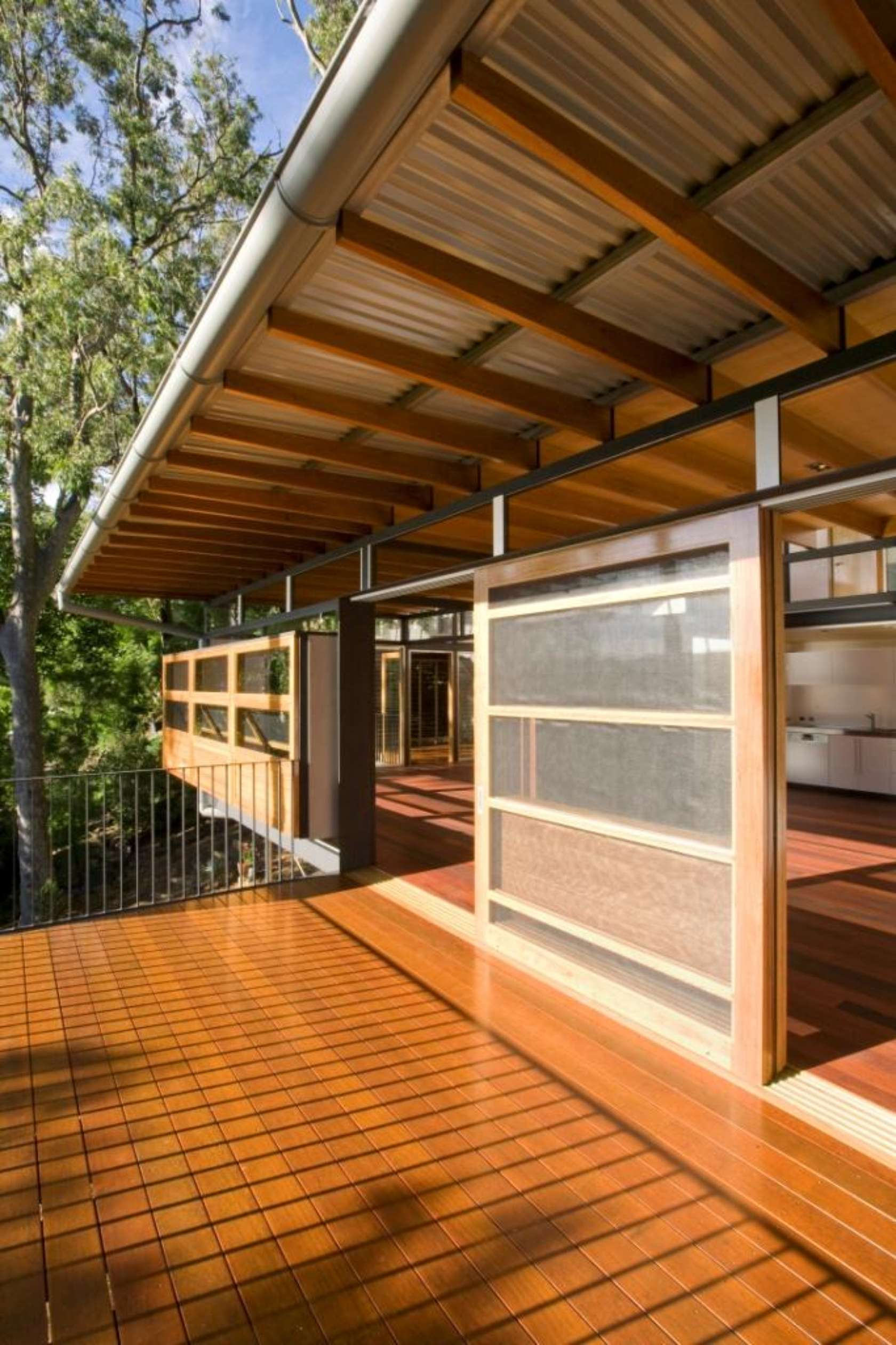 Bush-style Home Beautiful Pittwater Site