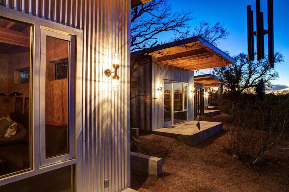 Affordable Communal Housing For A Group Of Friends In Texas