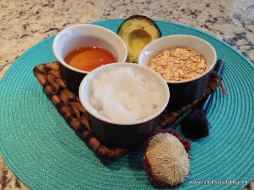 Lunch saludable cuidado personal
