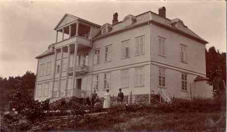 Moi Turisthotell ca 1915