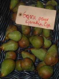 Grønne pærer, kjernefrie