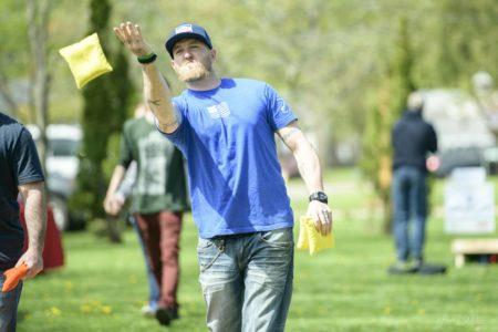 1st Annual Pitchin' for a Purpose Cornhole Tournament