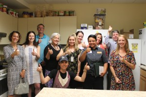 Homemade Pesto and more – Farm to Early Care Visit to Lund