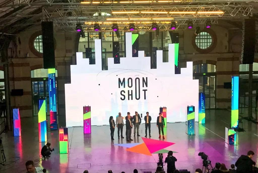 Trophée Moonshot by Maddyness