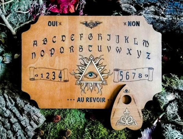 Ouija Lune Mystique