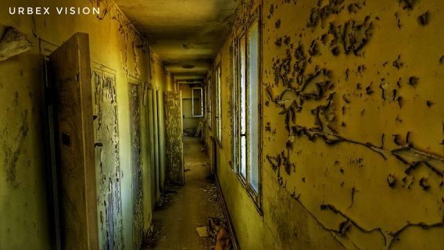 paranormal à l'hôpital psychiatrique