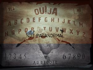 ouija board spiritisme