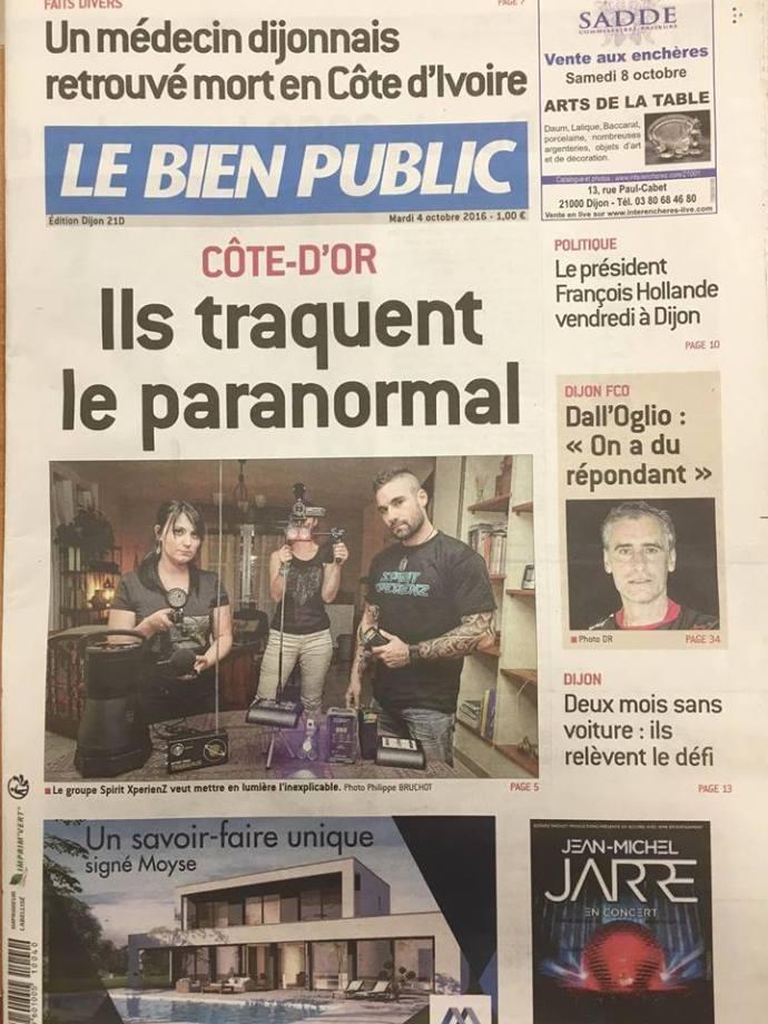 SXZ Spirit XperienZ dans la presse