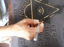 création planche de ouija
