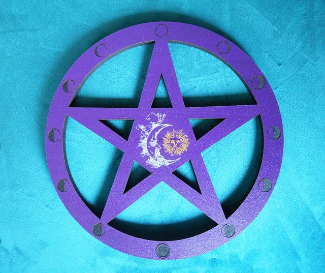 pentacle lune